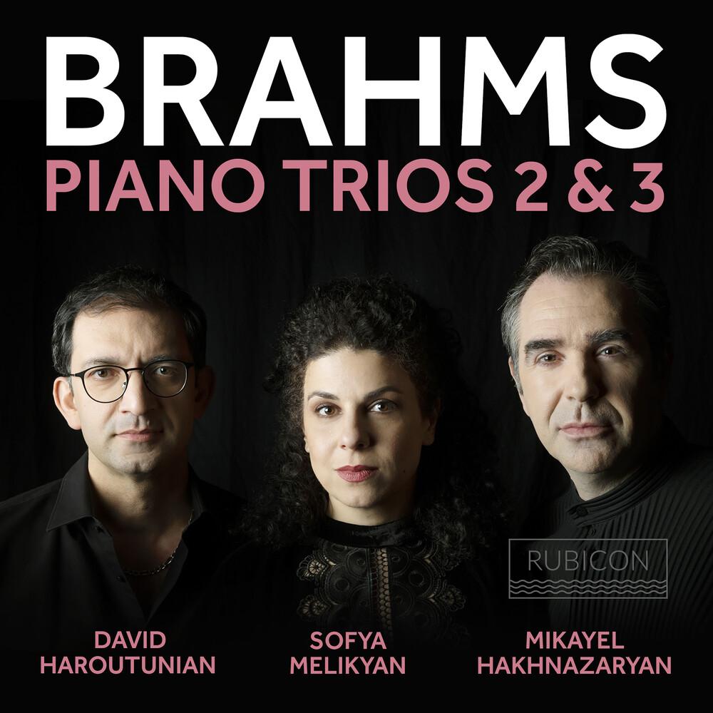 Hakhnazaryan, Mikayel - Brahms: Piano Trios 2 & 3