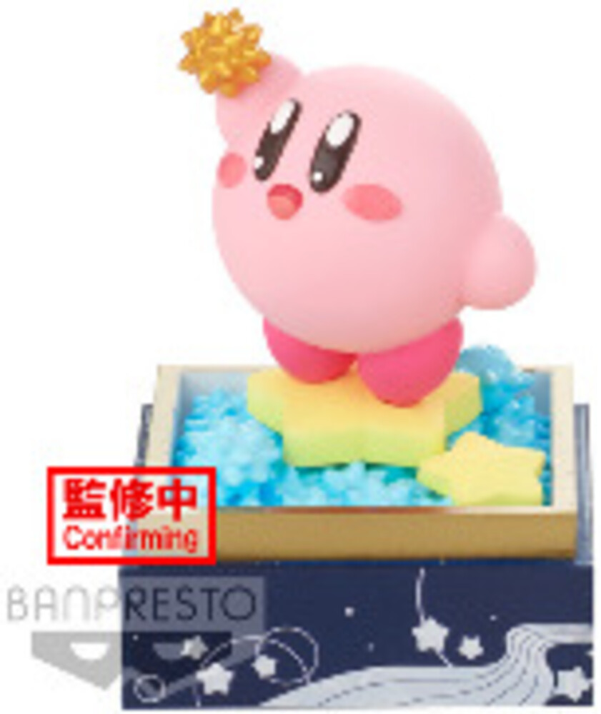 Banpresto - Kirby Paldolce Collection Vol.4 Version A Statue