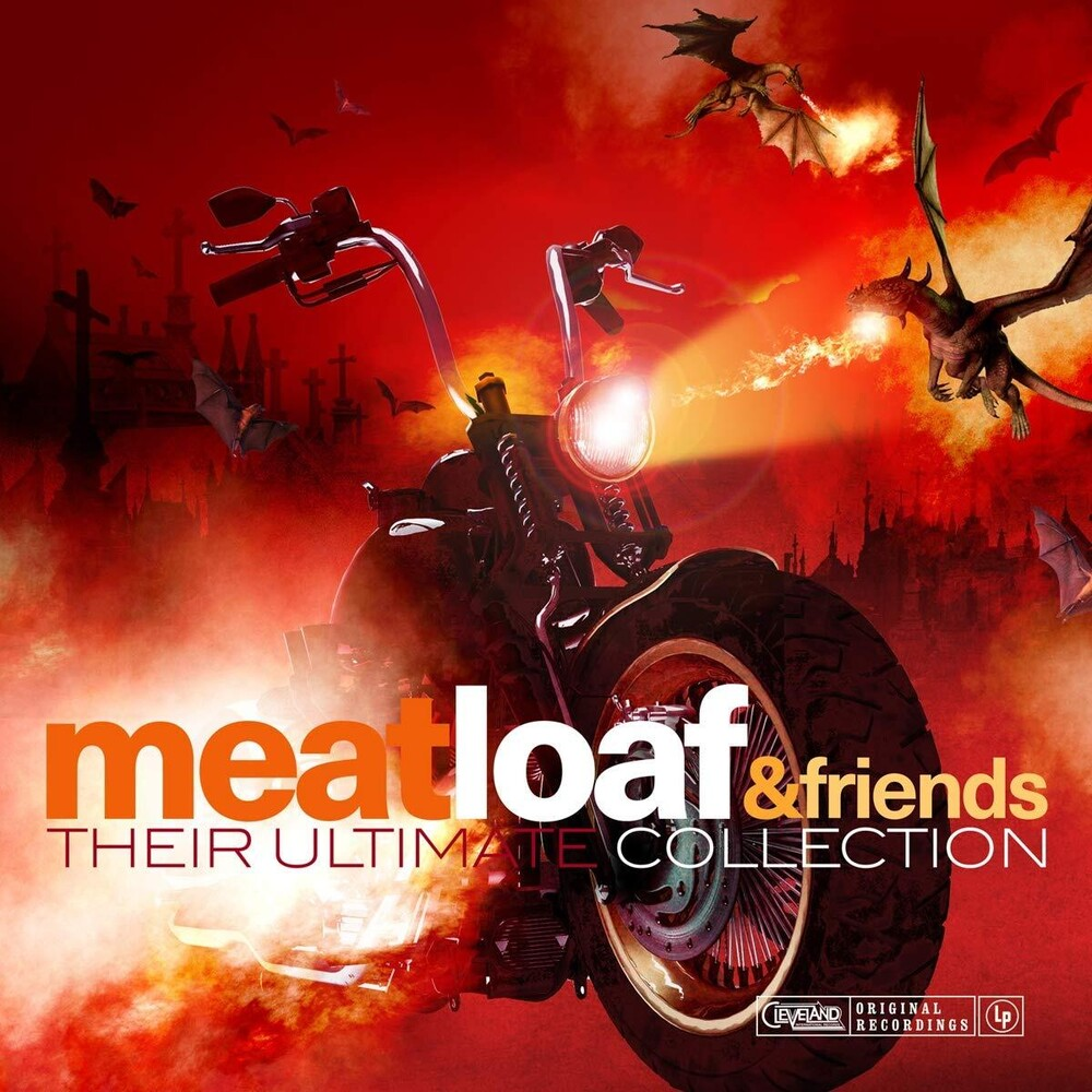 Meat Loaf & Friends - Their Ultimate Collection [180-Gram Red Colored Vinyl]