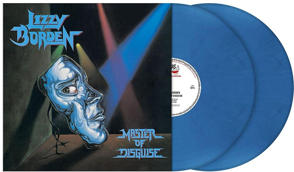 Lizzy Borden - Master Of Disguise (Blue) [Colored Vinyl]