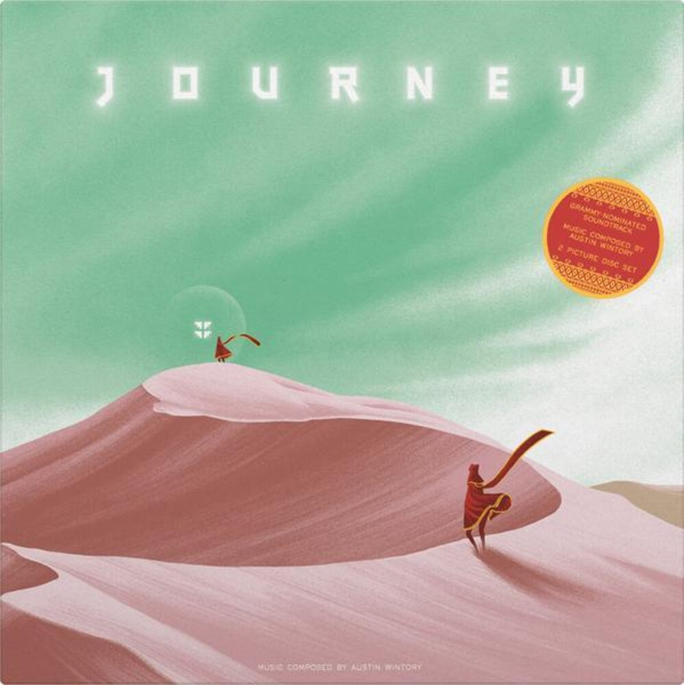 Austin Wintory - Journey (Original Soundtrack)