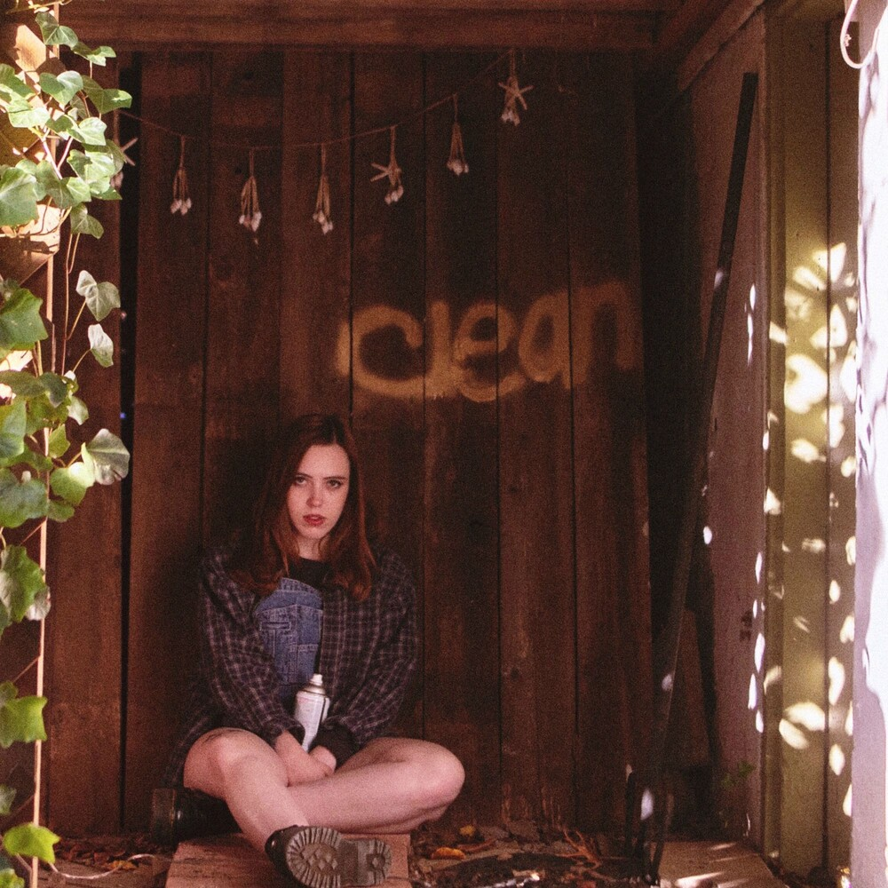 Soccer Mommy - Clean [Indie Exclusive Limited Edition Coke Bottle Green LP]