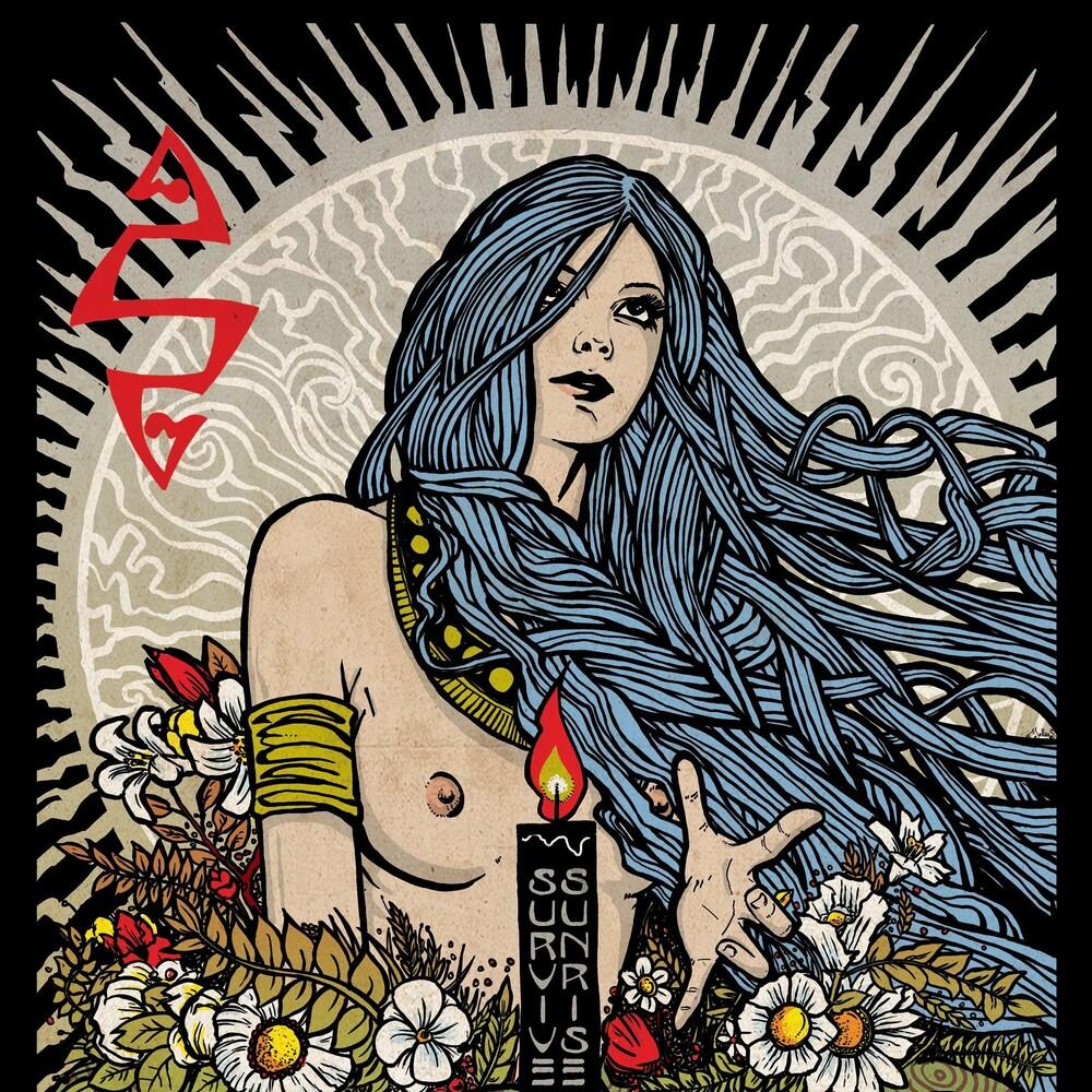 Asg - Survive Sunrise [LP]