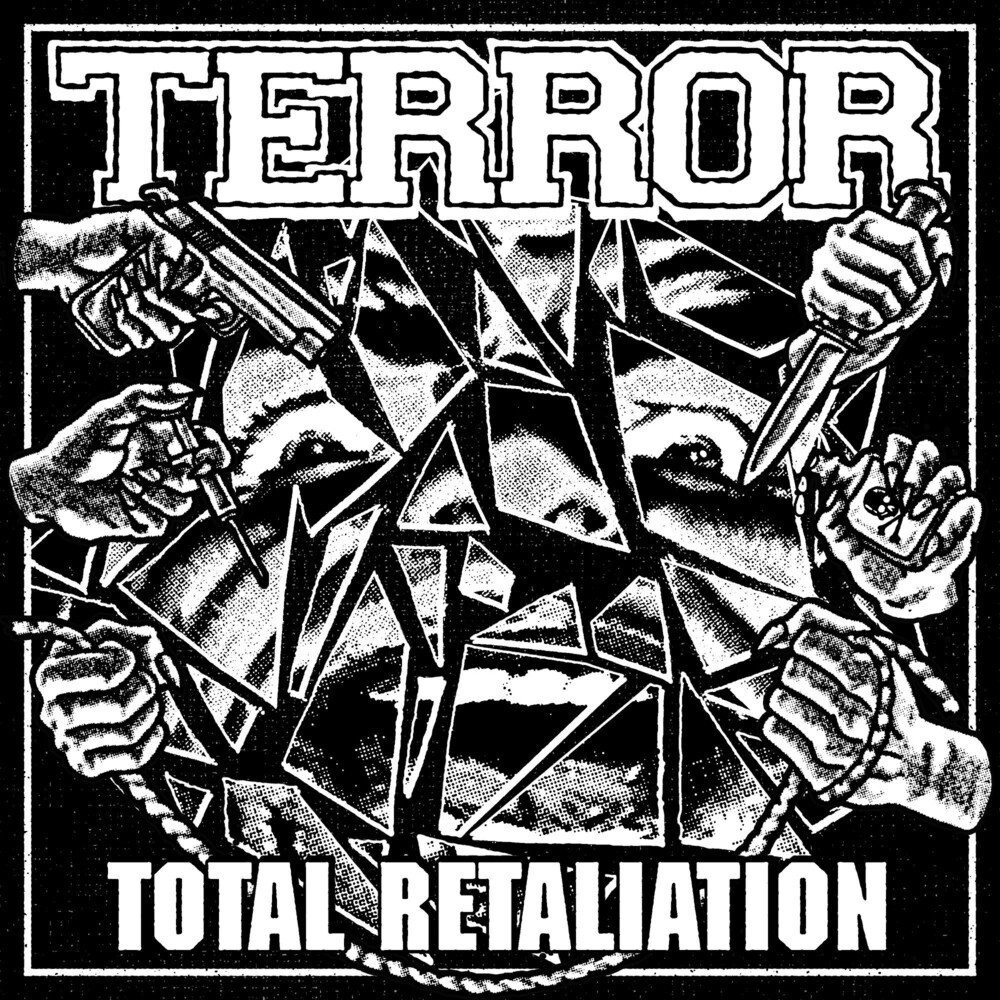 Terror - Total Retaliation [Indie Exclusive Limited Edition Silver LP]