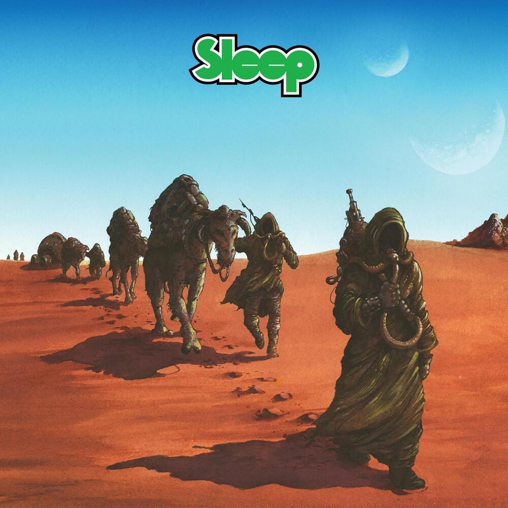 Sleep - Dopesmoker [Indie Exclusive Limited Edition Hazy Translucent Green LP]