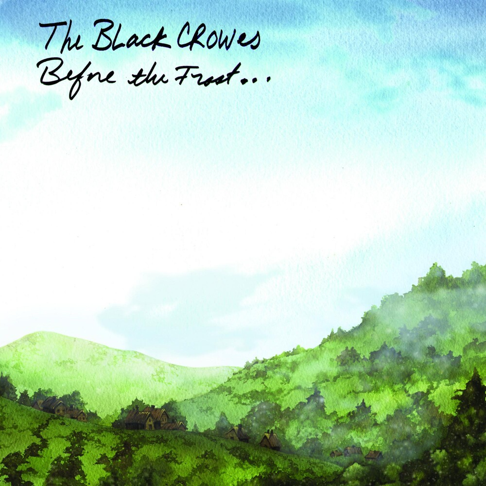 Black Crowes - Before The Frost.. Until The Freeze [Limited Edition Blue/White Swirl LP]