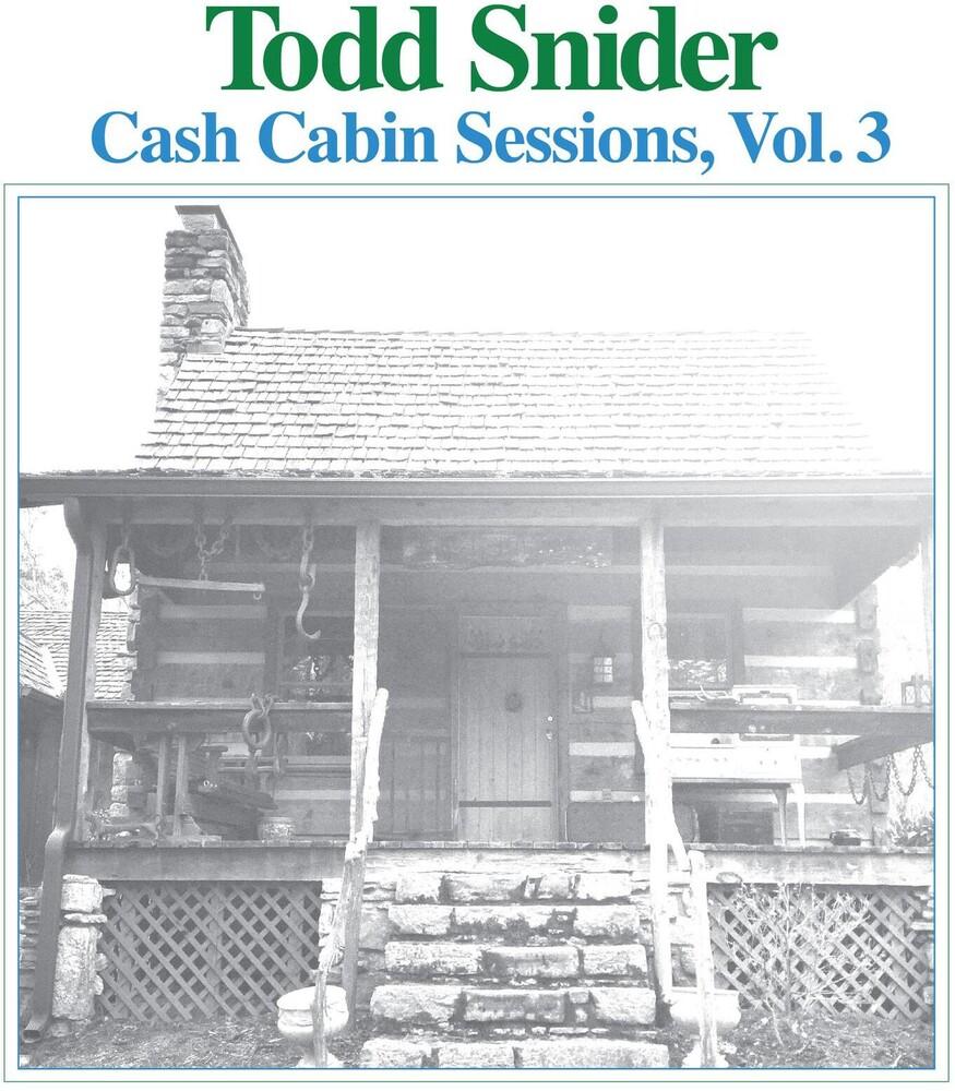 Todd Snider - Cash Cabin Sessions, Vol. 3 [LP]