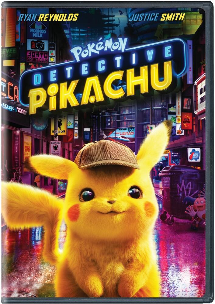 Pokemom Detective Pikachu [Movie] - Pokemon Detective Pikachu [Special Edition]