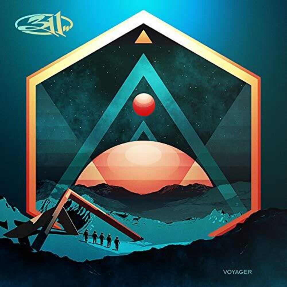 311 - Voyager [LP]