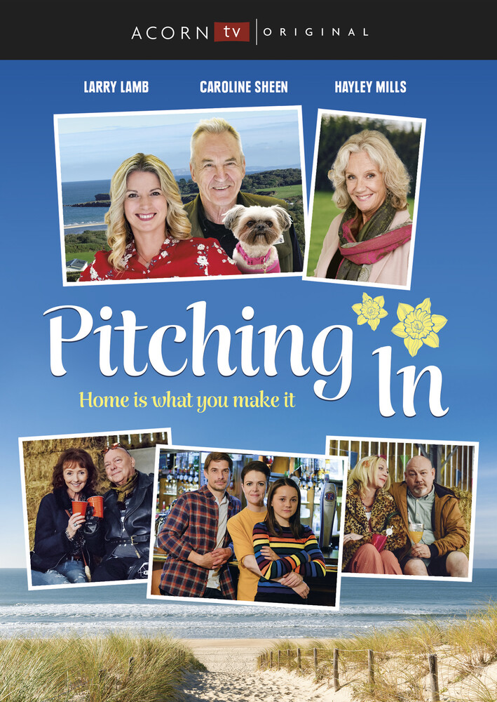 Pitching in: Series 1 - Pitching In: Series 1 (2pc)