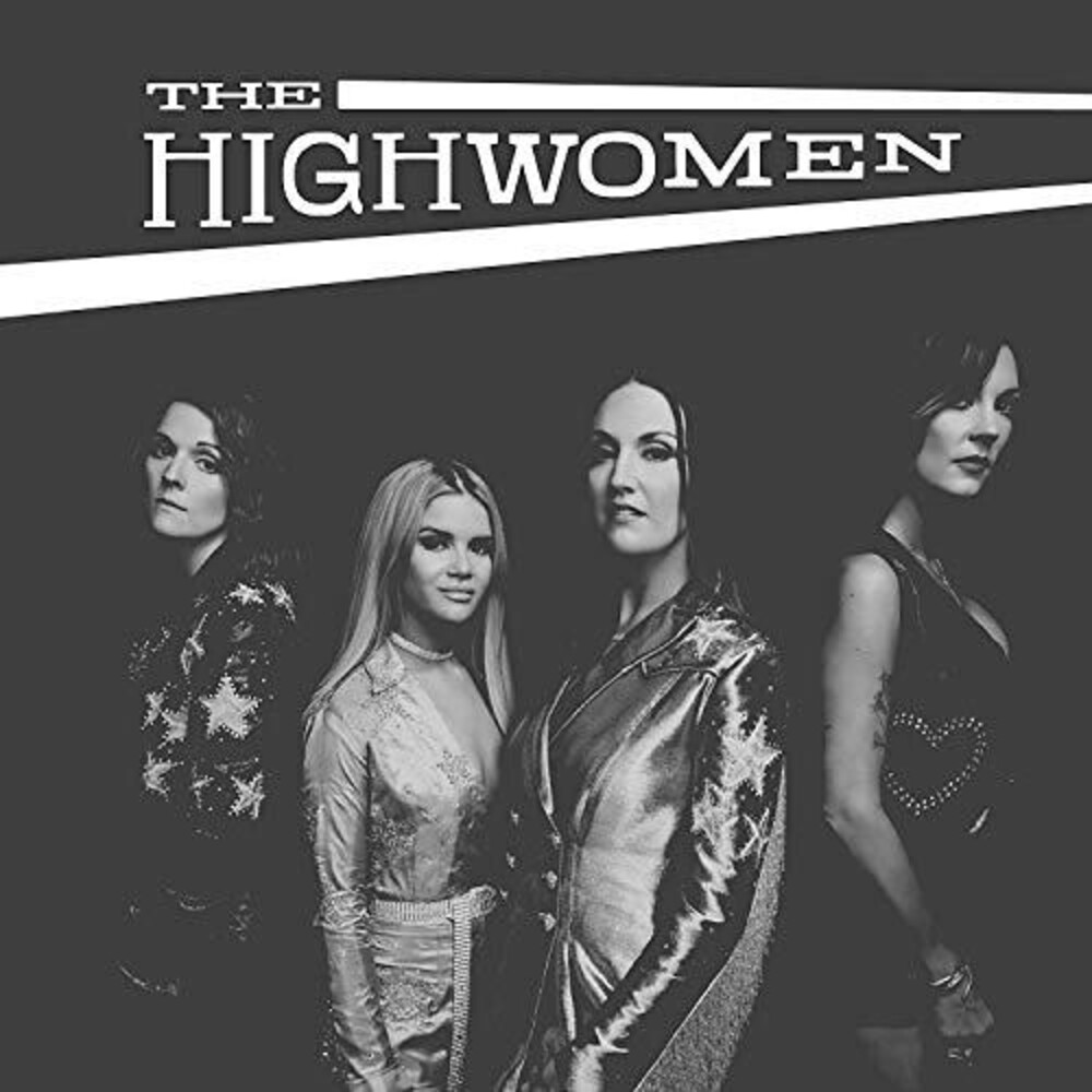 The Highwomen - The Highwomen [2P w/Etched Design]