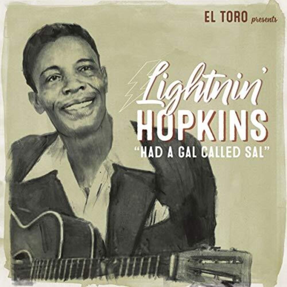 Lightnin Hopkins - Had A Gal Called Sal