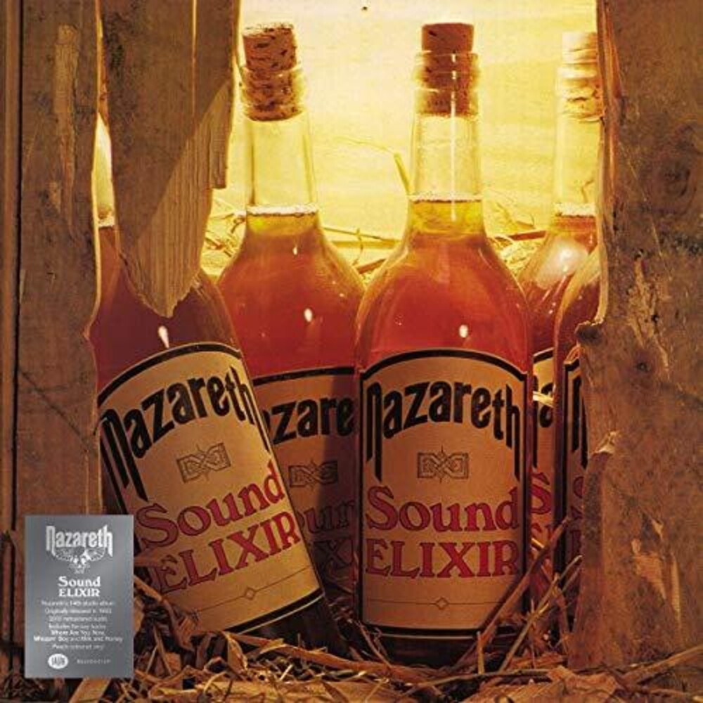 Nazareth - Sound Elixir (Uk)