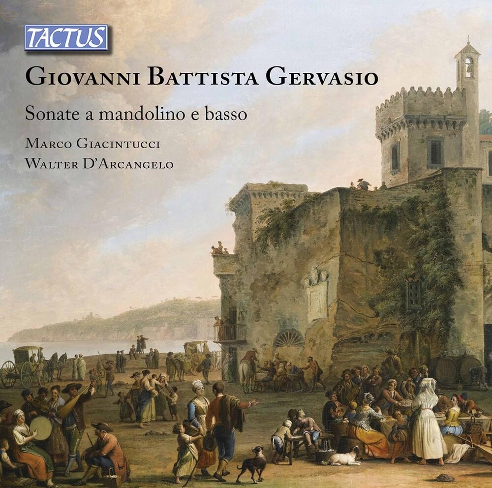 Marco Giacintucci - Sonatas For Mandolin