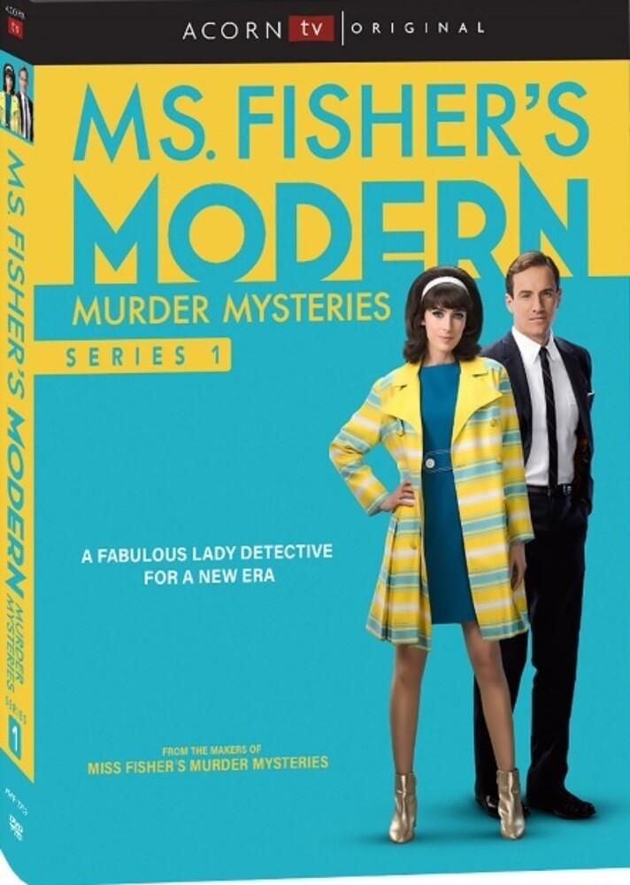 Ms. Fisher's Modern Murder Mysteries: Series 1 - Ms. Fisher's Modern Murder Mysteries: Series 1