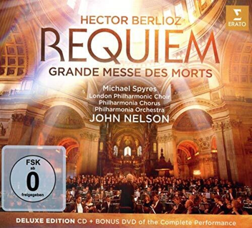 John Nelson / Spyres,Michael / Philharmonia Orch - Berlioz: Requiem (Grande Messe Des Morts)