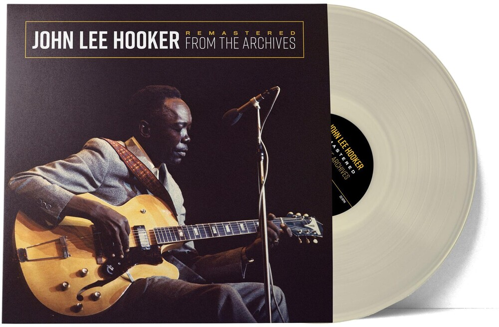 John Hooker - Remastered From The Archives