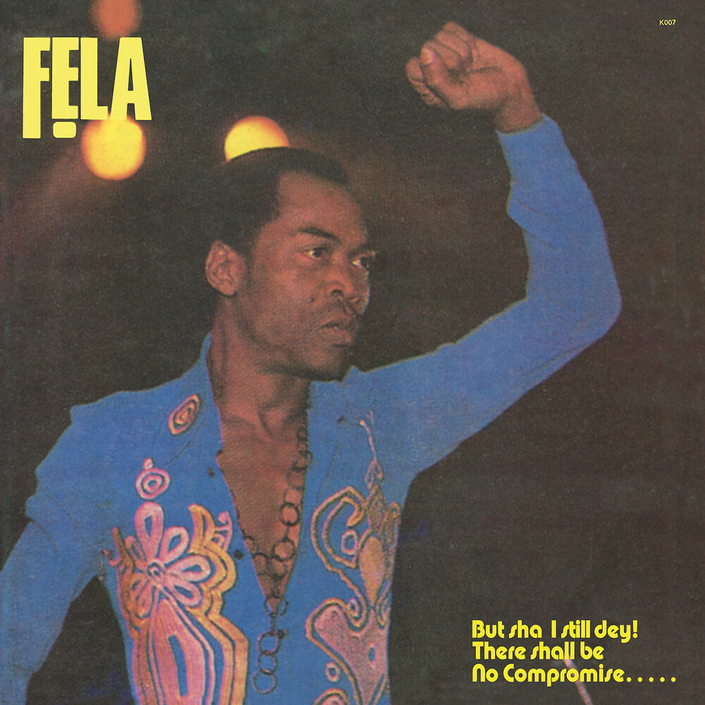 Fela Kuti - Army Arrangement