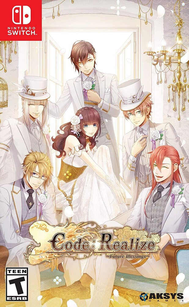 - Code: Realize Future Blessings for Nintendo Switch