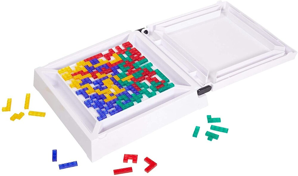Games - Mattel Games - Travel Blokus