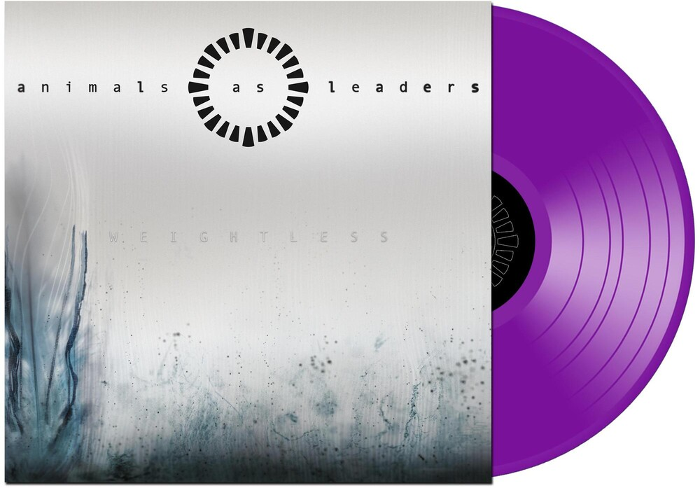 Animals As Leaders - Weightless [Clear W/ Rich Purple LP]