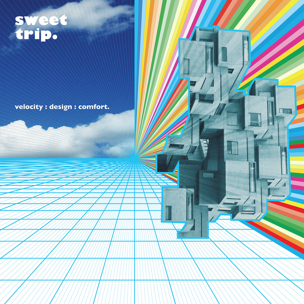 Sweet Trip - Velocity: Design: Comfort (Gate) [Limited Edition] (Pnk)