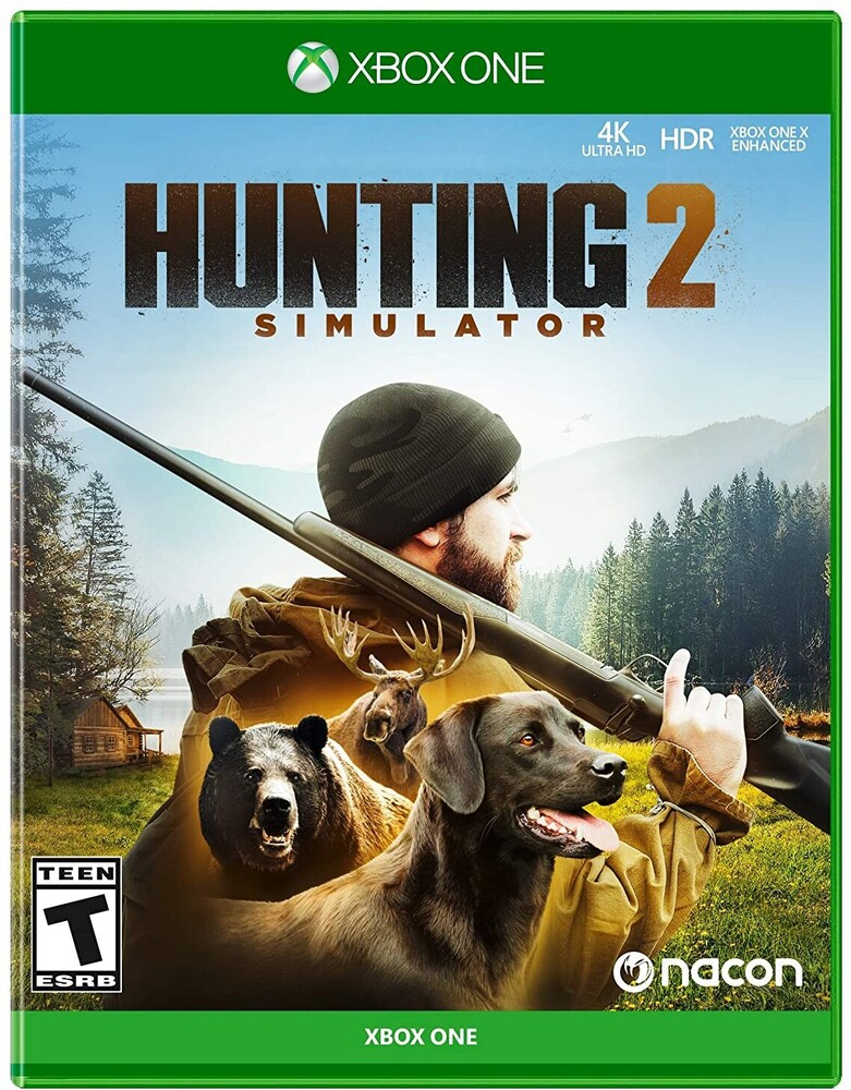 - Hunting Simulator 2