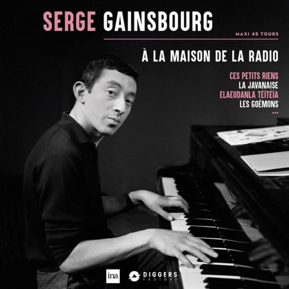 Serge Gainsbourg - Ces Petits Riens
