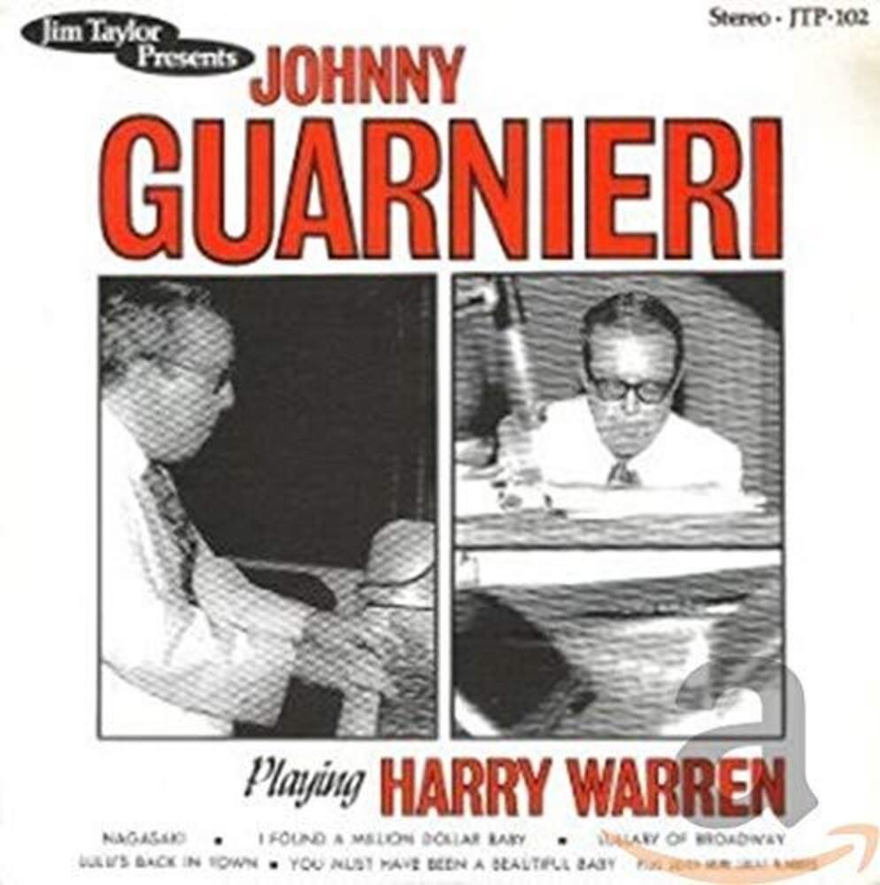 Johnny Guarnieri - Plays Harry Warren