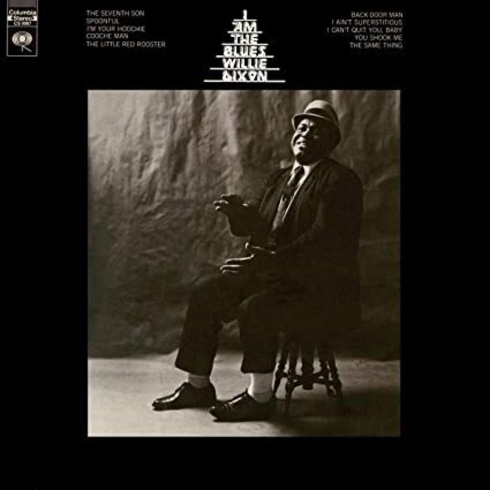 Willie Dixon - I Am The Blues (Blue) (Hol)
