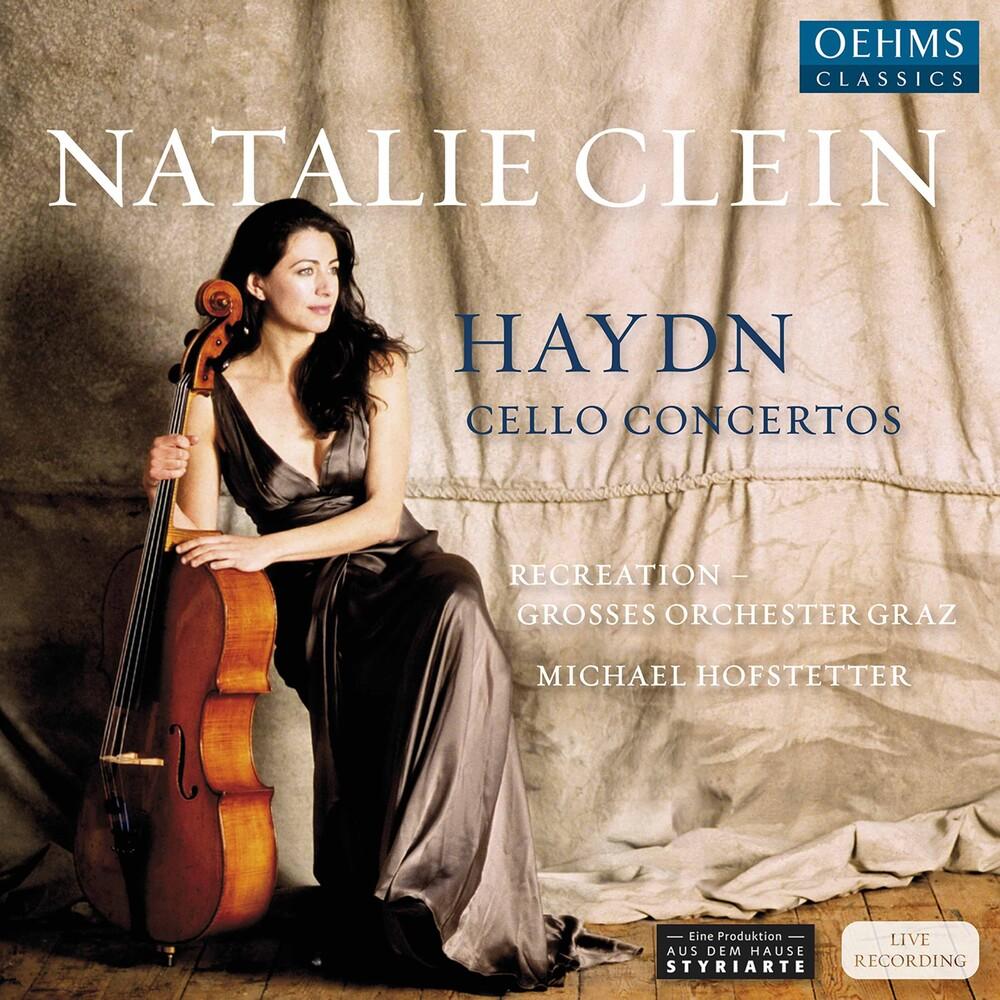 Natalie Clein - Cello Concertos