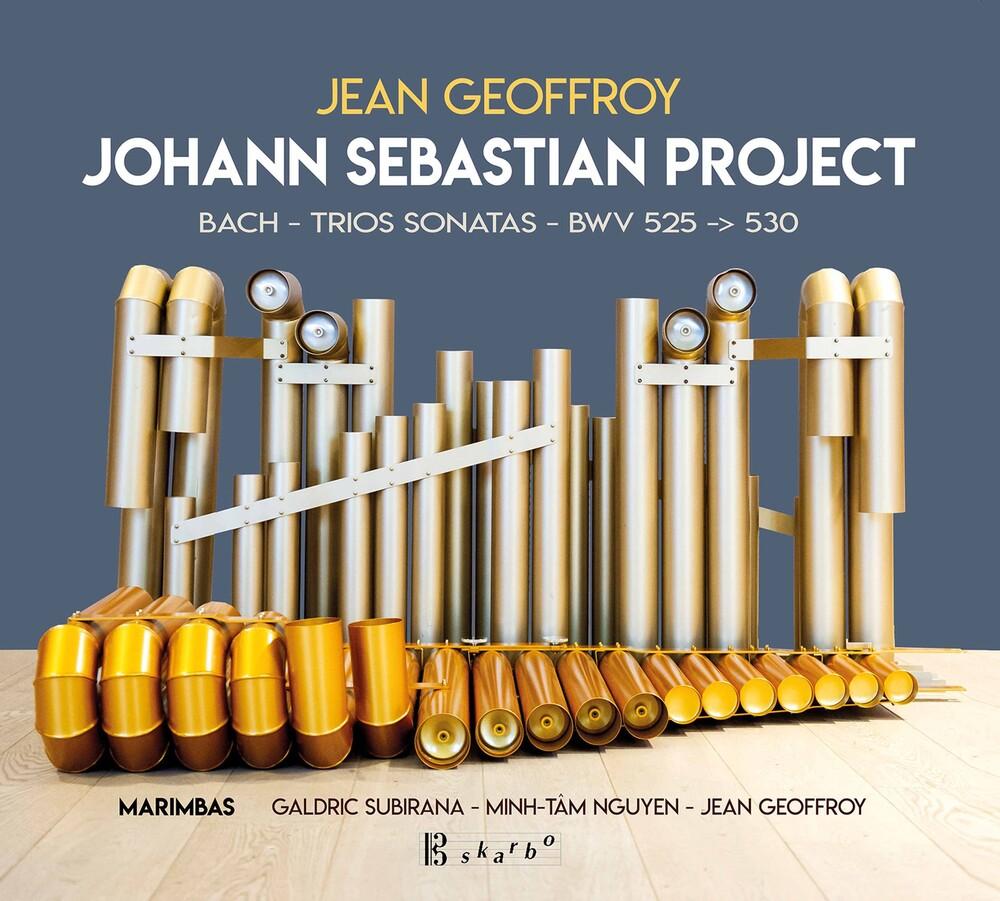Jean Geoffroy - Johann Sebastian Project