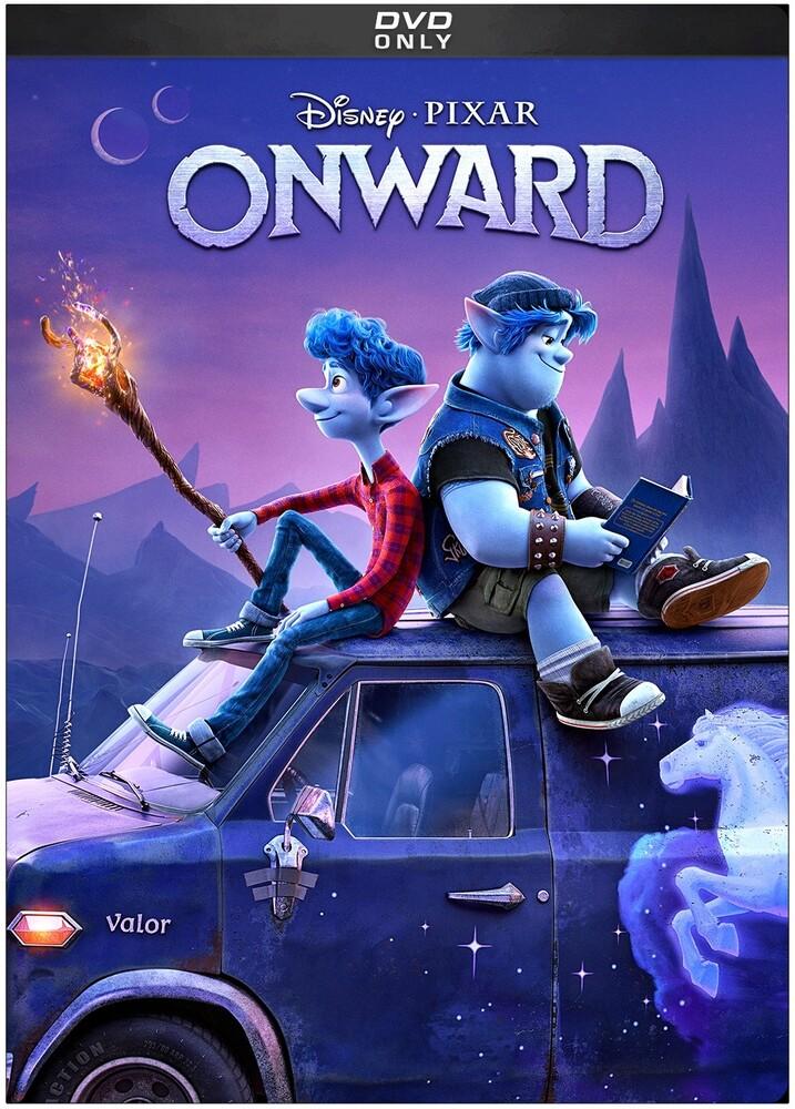 - Onward / (Ac3 Dol Dub Sub)