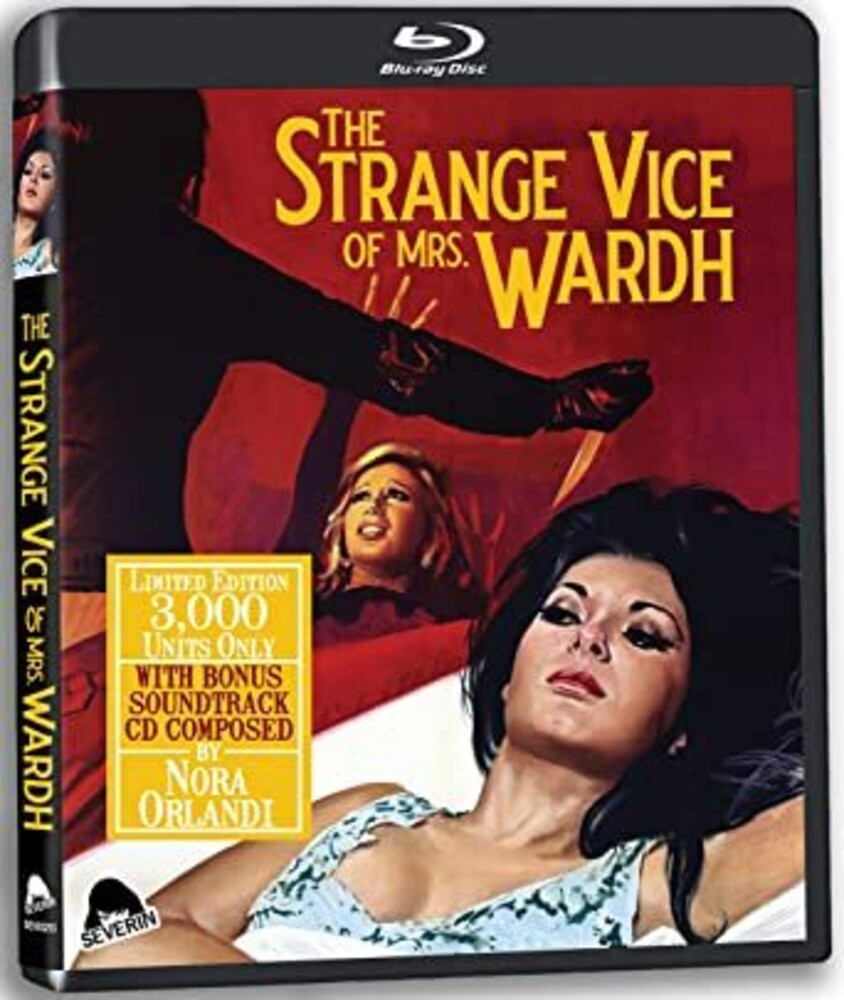 Christina Airoldi - Strange Vice Of Mrs Wardh (W/Cd) / (2pk)
