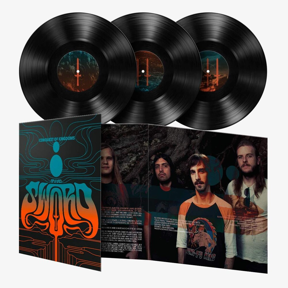 The Sword - Conquest Of Kingdoms [3 LP]