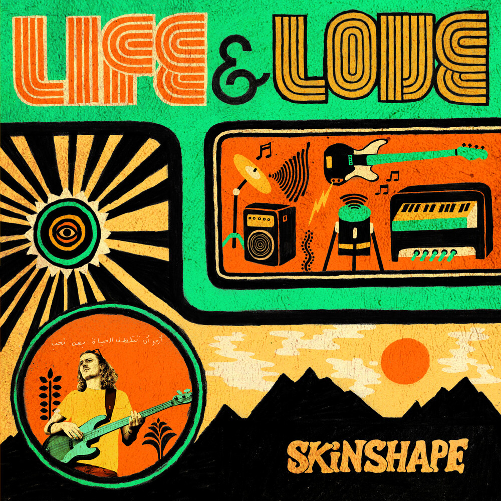 Skinshape - Life & Love (Uk)