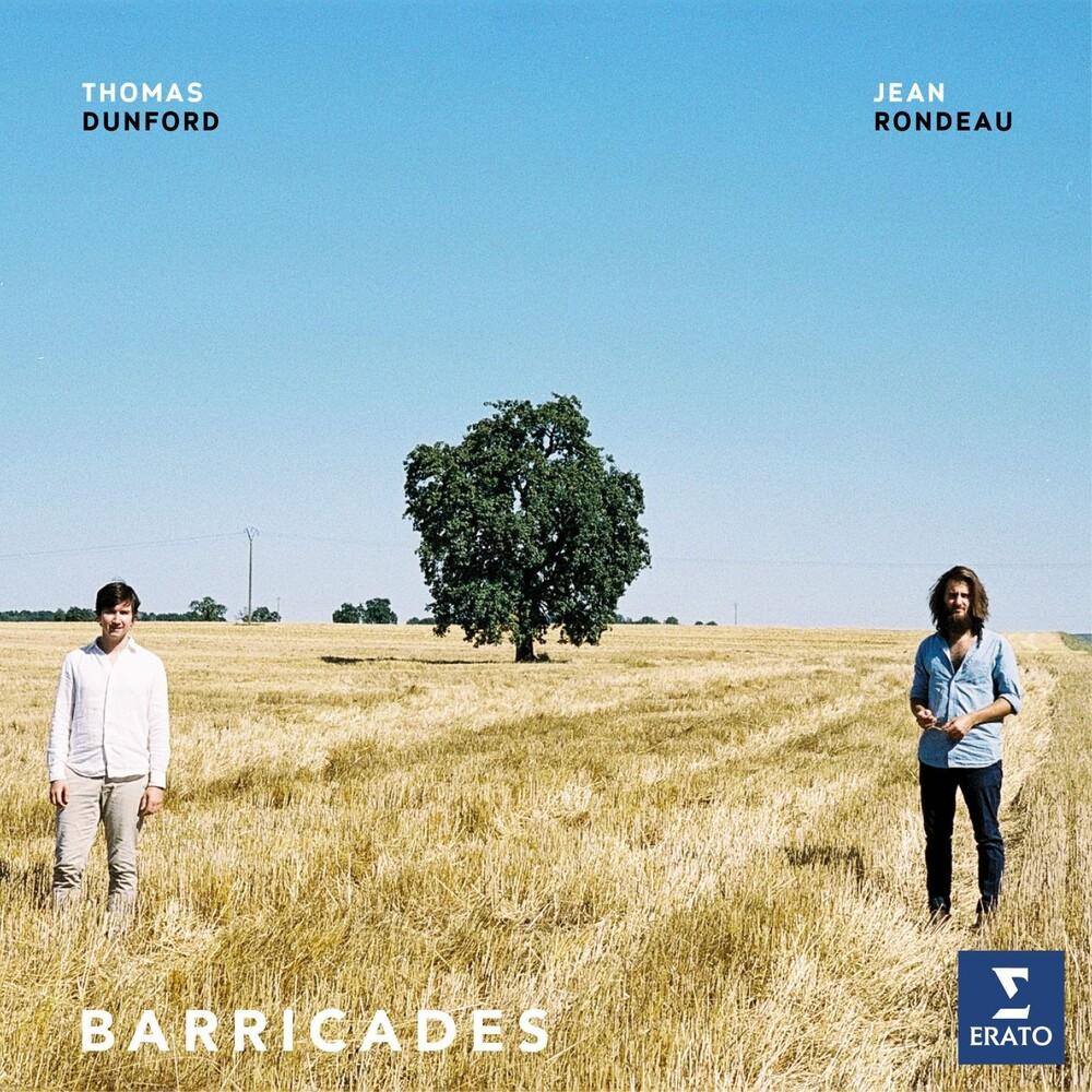 Jean Rondeau - Barricades [Digipak]
