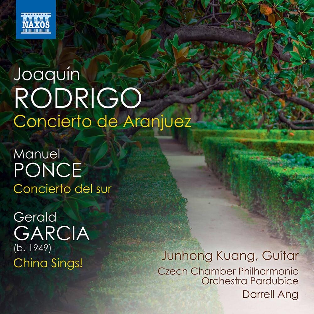 Junhong Kuang - Concierto De Aranjuez