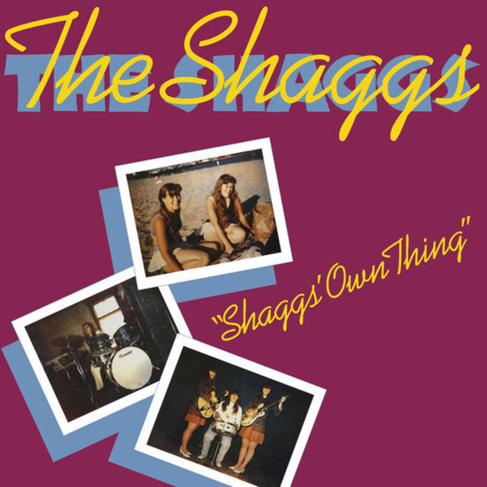 Shaggs - Shaggs' Own Thing (Bonus Tracks)
