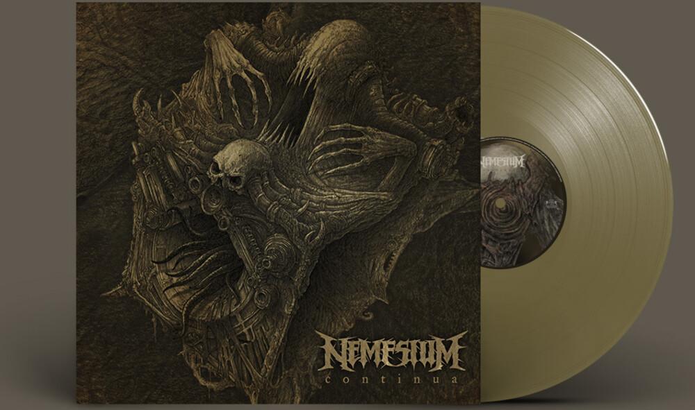 Nemesium - Continua (Gold Vinyl)