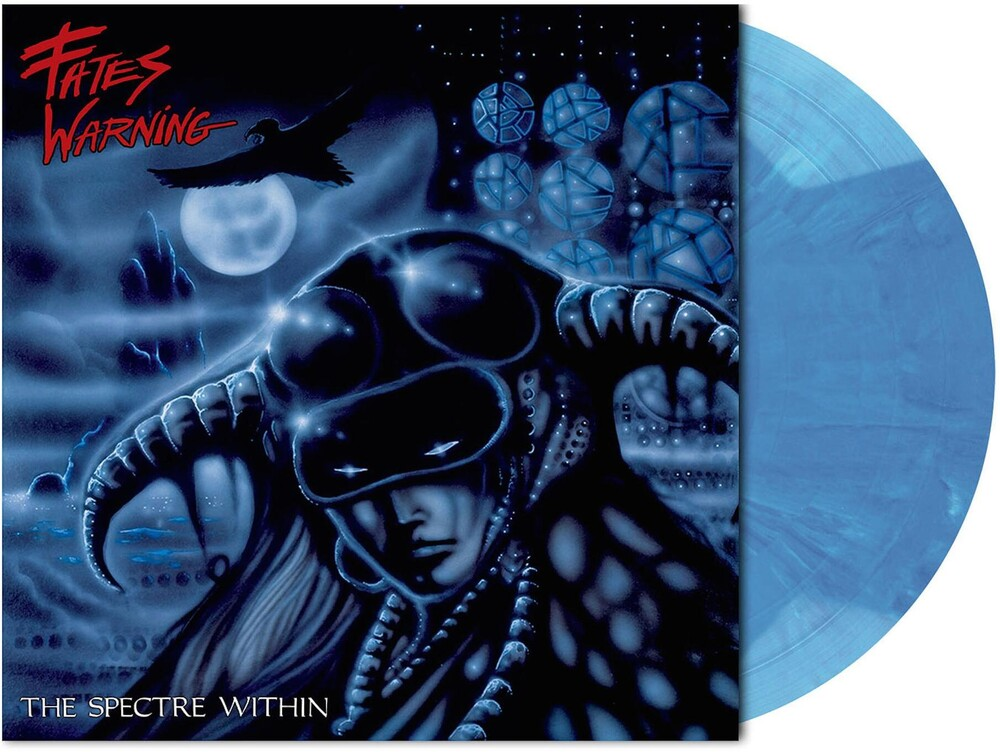 Fates Warning - The Spectre Within [Blue LP]