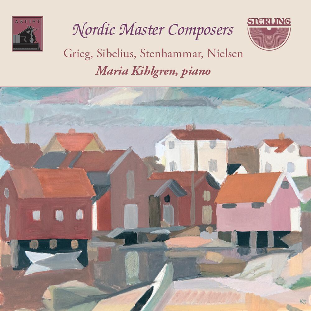 Maria Kihlgren - Nordic Master Composers