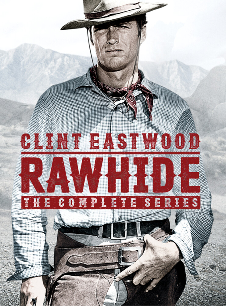 Rawhide: Complete Series - Rawhide: Complete Series (59pc) / (Box Full Mono)