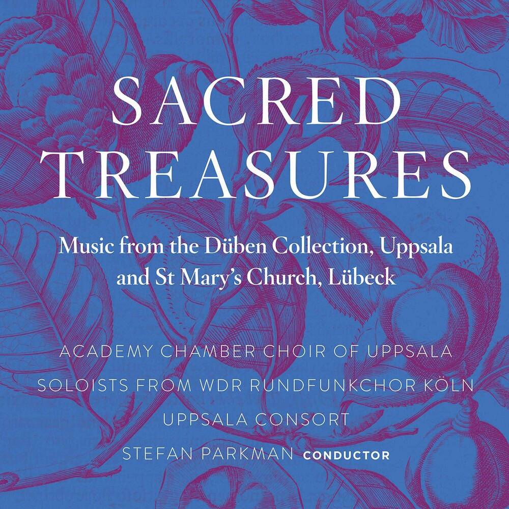 Academy Chamber Choir of Uppsala - Sacred Treasures