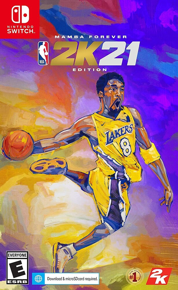 - NBA 2K21 Mamba Forever Edition for Nintendo Switch