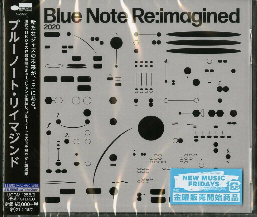 Blue Note ReImagined / Various - Blue Note Re:Imagined 2020 (incl. Bonus Tracks)