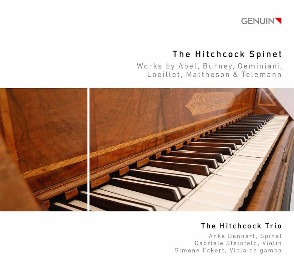Hitchcock Spinet / Various - Hitchcock Spinet / Various