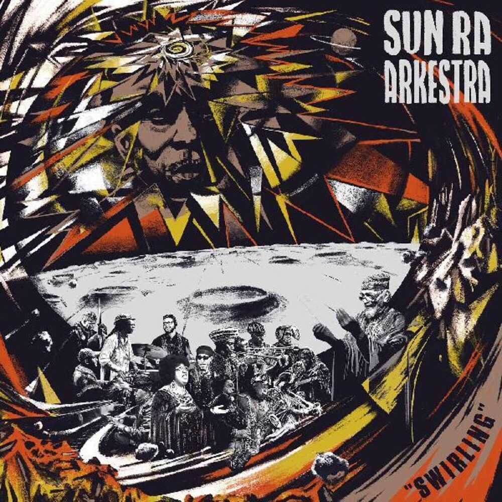 Sun Ra Arkestra - Swirling [Colored Vinyl] (Gol) [Indie Exclusive]