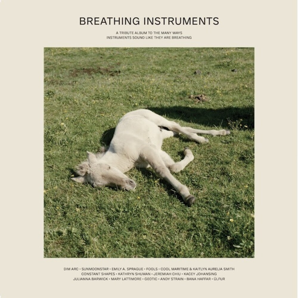 Breathing Instruments / Various - Breathing Instruments / Various (Aus)