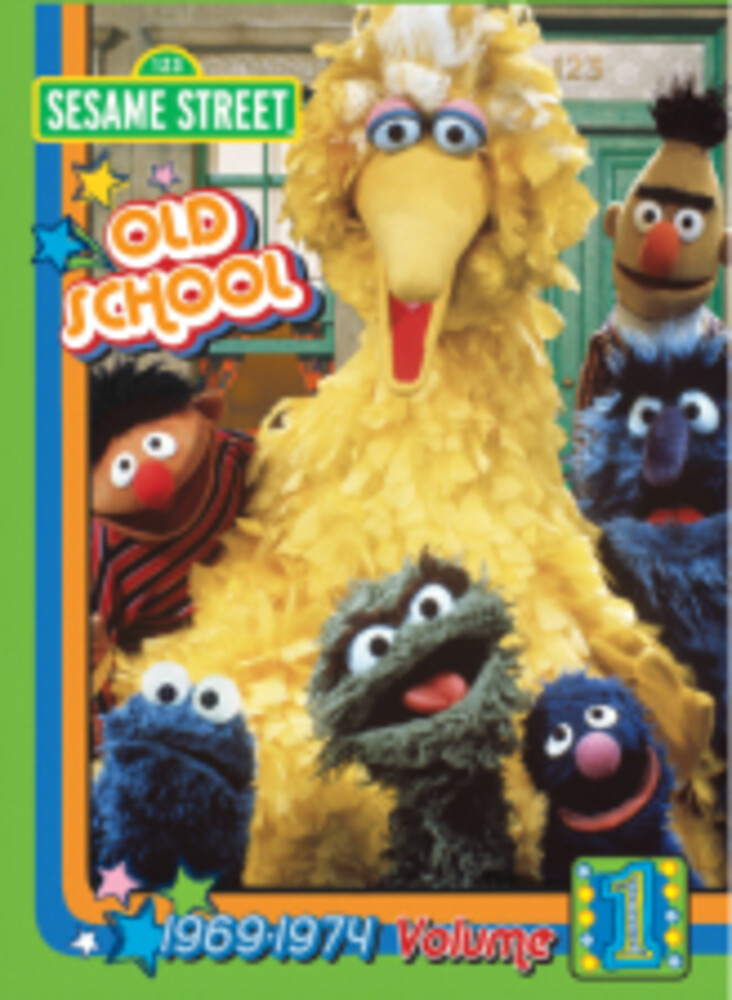 Jerry Nelson - Sesame Street: Old School: Volume 1 (1969-1974)